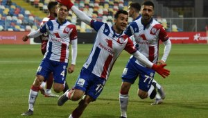 TFF 1. Lig: Altınordu: 2 - Hatayspor: 2