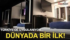 Türkiye'de Uygulanıyor Dünyada Bir İlk!