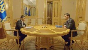 """Ukrayna Cumhurbaşkanı: """"Bir şans daha veriyorum"""""""