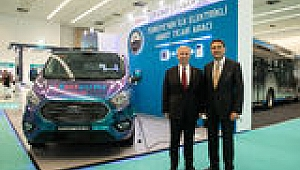 Uluslararası Ödüllü Ford Custom PHEV'in Yeni Test Sürüşleri Ankara'da Gerçekleştirilecek