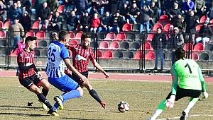 Uşakspor 2-0 Ergene Velimeşespor