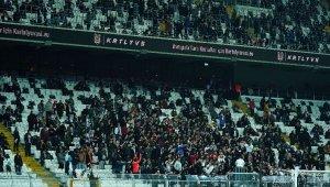 Ziraat Türkiye Kupası: Beşiktaş: 0 - BB Erzurumspor: 1