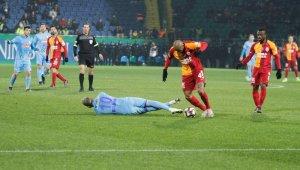 Ziraat Türkiye Kupası: Çaykur Rizespor: 1 - Galatasaray: 1