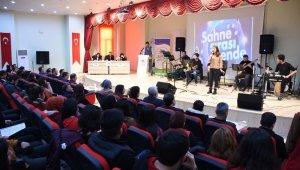 'Sahne sırası sende' Mardin il seçmeleri Nusaybin'de yapıldı