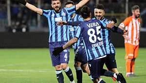 Adana Demirspor  4 - 1 Adanaspor