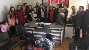Akçadağ'da CHP'in Kadın ve Gençlik Kolları Başkanları belli oldu