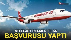 Atlasjet Resmen İflas Başvurusu Yaptı