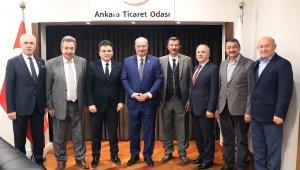 """ATO Başkanı Baran: """"Ankara'nın spor ekonomisinden pay alması için modern tesislere ihtiyacımız var"""""""
