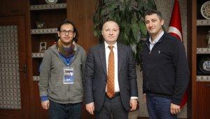 AÜ öğrencisi Kısa Film Yarışmasında Türkiye birincisi oldu