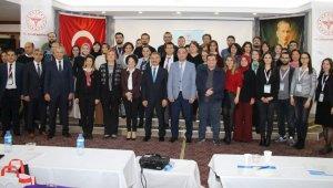 Aydın'da 1. Basamak Sağlık Hizmetleri Temel Eğitimi tamamlandı