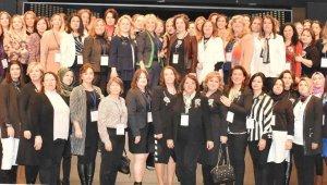 Aydınlı kadın girişimciler Ege bölge buluşmasında yer aldı