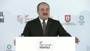 """Bakan Varank: """"Ar-Ge yatırımlarında ilk 2 bin 500 firmalık listeye ülkemizden 23 firmayı sokmak istiyoruz"""""""