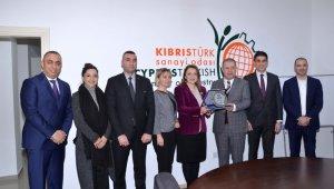 """Başkan Atasoy: """"KKTC'nin markalaşmış ürünlerinin ihracatı için yeni girişimlerde bulunacağız"""""""