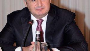 Başkan Kassanov'dan, 33 şehit için taziye mesajı