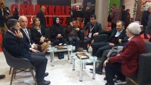 Başkan Kılınç, turizm temsilcileriyle Adıyaman'ı konuştu