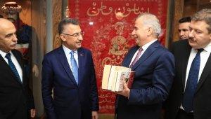 Başkan Zolan, Oktay'a 'Denizli Sancağı ve 15 Temmuz Direnişini' anlattı