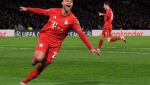 Bayern Münih avantajı kaptı