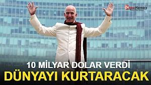 Bezos'tan 10 Milyar Dolar Bağış