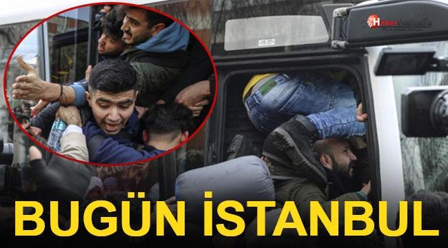 Bugün İstanbul! Kararı Duyan...