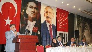 CHP Gaziantep il teşkilatında kongre heyecanı