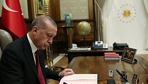 Cumhurbaşkanı Erdoğan İmzayı Attı!  Yardım Kampanyası...