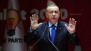 """Cumhurbaşkanı Erdoğan: """"'Biz Adana Mutabakatı'yla İdlib'deyiz' diyoruz, Bay Kemal 'Orada ne işiniz var' diyor"""""""