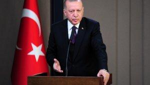 """Cumhurbaşkanı Erdoğan: """"Putin ile en kötü ihtimal 5 Mart'ta görüşeceğiz."""""""