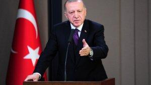 """Cumhurbaşkanı Recep Tayyip Erdoğan: """"Libya'da 2 şehidimiz var."""""""