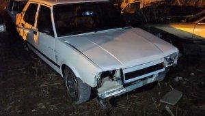 Drift yapan aday sürücüye 8 bin lira ceza