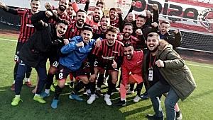 Etimesgut Belediyespor 1-2 Uşakspor