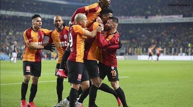 Fenerbahçe 1 - 2 Galatasaray