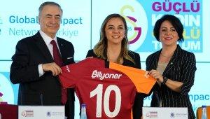 Galatasaray, Birleşmiş Milletler Küresel İlkeler Sözleşmesi'ne imza attı