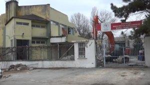 Gaziantep Millet Bahçesi çalışmaları başladı
