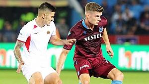 Gençlerbirliği - Trabzonspor! İşte 11'ler...