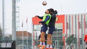 Hatayspor, Eskişehirspor maçının hazırlıklarını tamamladı