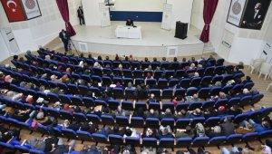 İlahiyatçı Yazar Fatih Çıtlak Başiskeleliler ile buluştu