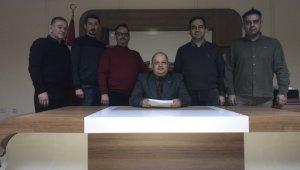 İlyas Çürüttü MMO Başkanlığına adaylığını açıkladı