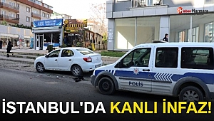 İstanbul'da Kanlı İnfaz