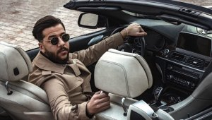 Karzan Ibrahim Shingaly, Duhok'un en şık modeli seçildi