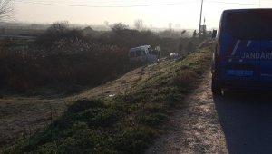 Kazada yaralanan işçi hayatını kaybetti