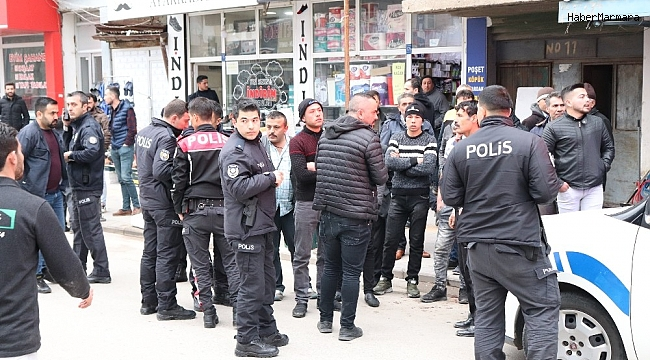 Kendilerini polis olarak tanıtıp gasp yapan 6 kişi yakalandı