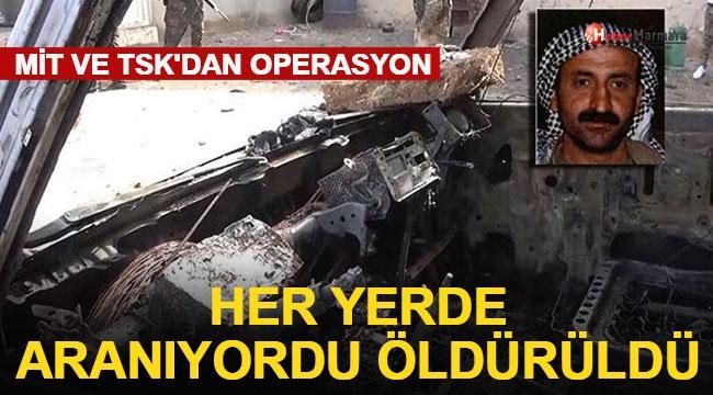 Kırmızı Bültenle Aranan PKK/KCK'lı Etkisiz Hale Getirildi