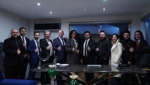Kristal Türkiye İstanbul ofisi açıldı