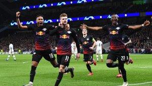 Leipzig, deplasmanda Tottenham'ı devirdi