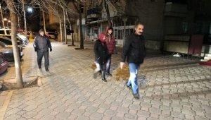 Malatya'da deprem korku ve paniğe neden oldu