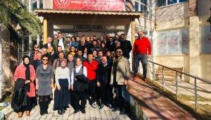 Manisa'da 33 gençlik projesine destek