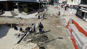 Marmaris'te fen işleri ekipleri aralıksız çalışıyor