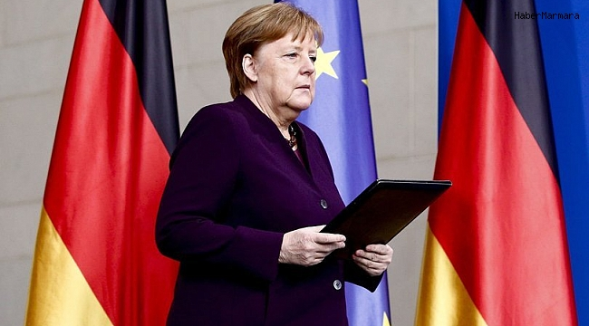 Merkel'den Hanau'daki Saldırıyla İlgili Açıklama!