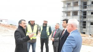 Milas'ta üç ayrı mahalleye okul binası yaptırılıyor