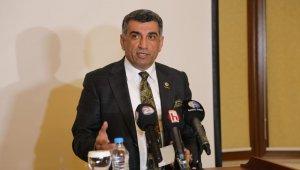 Milletvekili Erol, depremle ilgili önergeyi meclise sundu